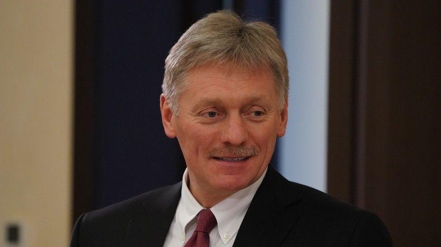Песков ответил навопрос, состоитсяли «Прямая линия сВладимиром Путиным»