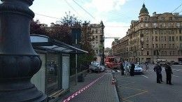 «Летел засотку!»— Очевидец ожутком ДТП вПетербурге, где такси сбило женщину