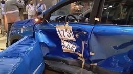 Специалисты разглядели секретный автомобиль навидео «АвтоВАЗа»