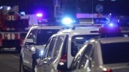 Видео сместа стрельбы наюго-востоке Москвы