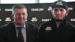 «Очень тяжелая ситуация»: Хабиб Нурмагомедов впервые рассказал осостоянии отца