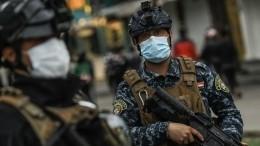 Ракетной атаке подвергся район «зеленой зоны» Багдада