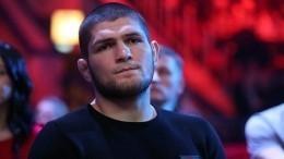 Нурмагомедова признали лучшим излучших бойцов MMA