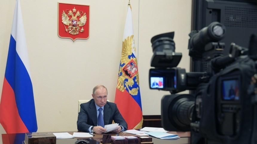 Путин предложил лидерам ЕАЭС вернуться квопросу отарифах натранспортировку газа