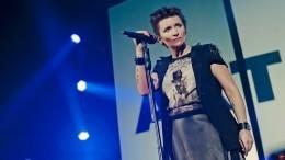 Диана Арбенина иШура Би-2 исполняют лучшие хиты наVK Fest 2020
