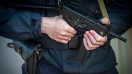 Водитель устроил стрельбу наконтрольном посту выезда изТульской области