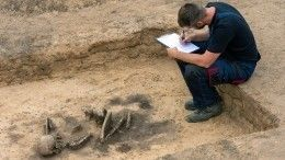 ВПетербург вернулись археологи, занимавшиеся раскопками рядом сдревним городом Ур