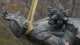 Минобороны Чехии неможет передать России памятник Коневу