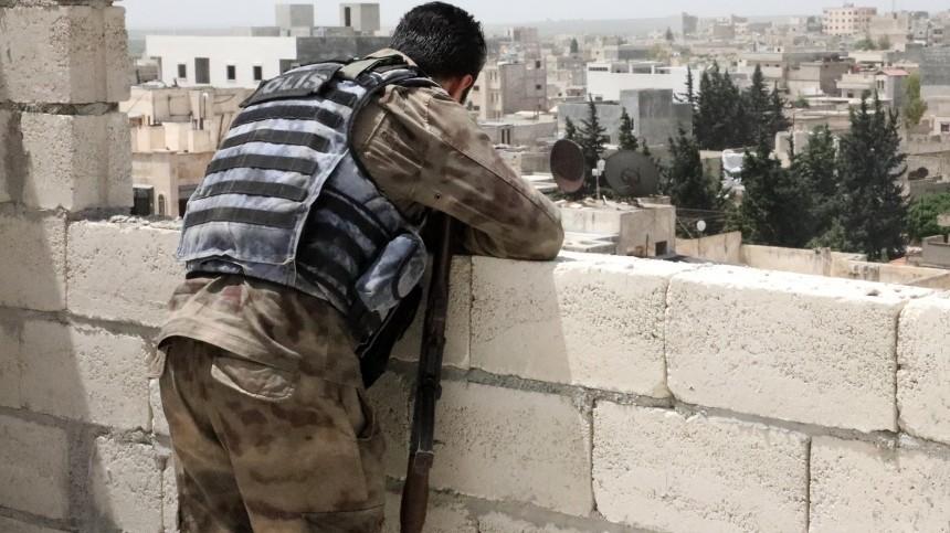 ВСирии освободили город-памятник Афамия