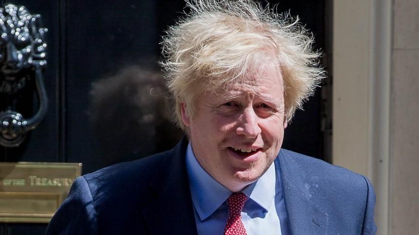 Борис Джонсон исчез после выздоровления откоронавируса?