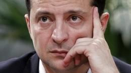 Зеленский сообщил оботказе России обсуждать вопрос Крыма