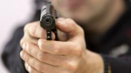 Видео стрельбы уавторынка вМоскве. Трое ранены