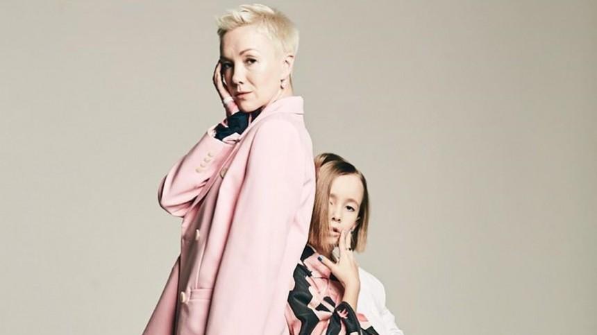 Дарья Мороз уверенна, что дочь пойдет поеестопам