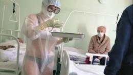 Иностранцы иполитики вступились затульскую медсестру вбикини
