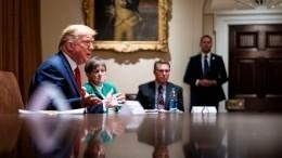 Трамп против проведения выборов президента попочте