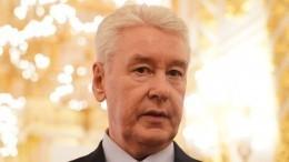 Москва готова кпостепенному выходу изрежима ограничений— Собянин