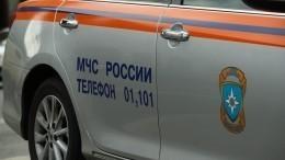 Баллон схлором взорвался возле НМИЦ Приорова вМоскве