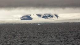 Полярный ковчег: как вольдах Арктики проходит крупнейшая экспедиция «Мозаик»