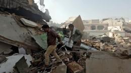 Число жертв авиакатастрофы вПакистане возросло до97