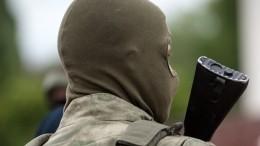 Один человек находится взаложниках вбанке вцентре Москвы