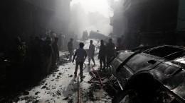 «Яслышал крики людей»: выживший после крушения самолета вПакистане рассказал отрагедии