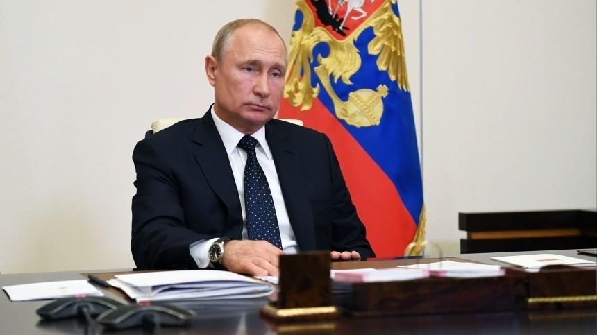 Путин рассказал опрепятствии для единого тарифа натранзит газа вЕАЭС