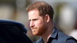Скучающий вСША принц Гарри помирился сдругом детства, отвергнутым из-за Маркл