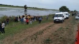 Микроавтобус перевернулся под Астраханью. Пострадали неменее 16 человек
