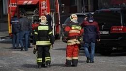 Видео: Площадь пожара вбольнице вПриморье возросла до300 квадратных метров