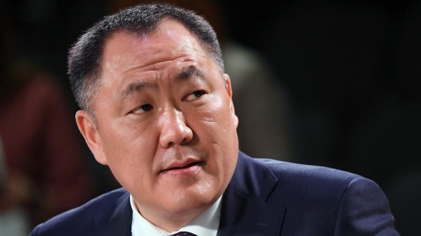 Углавы Тувы Шолбана Кара-оол подтвердился коронавирус