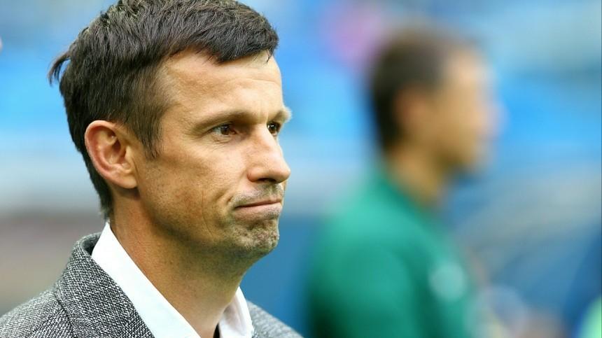 Сергей Семак рассказал, как футболисты «Зенита» тренировались всамоизоляции