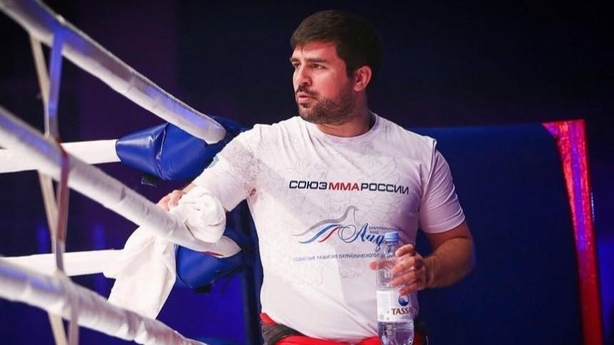 Тренер бойца MMA Магомеда Исмаилова задержан врамках дела обубийстве
