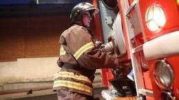 Пожар совзрывом произошли вцехе предприятия вАлма-Ате