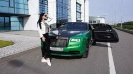 «Сбылась мечта идиота»: чем петербургская мажорка наRolls-Royce заинтересовала ГИБДД