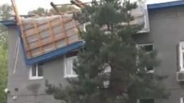 Два человека погибли из-за разгула урагана вКемеровской области