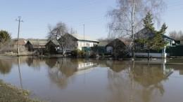 Вовласти стихии: десятки населенных пунктов врегионах РФоказались под водой