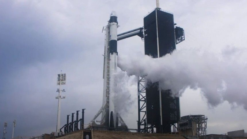 Первый с2011 года пилотируемый космический полет стерритории США отложен