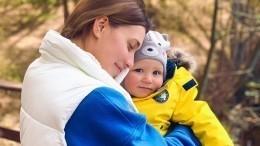 «Выйдет неплохой фотограф»: годовалый сын Тодоренко сделал первый снимок