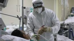 ВРоссии число выздоровевших откоронавируса вновь превысило число инфицированных