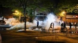 Миннеаполис вогне: массовые протесты после смерти афроамериканца переросли вапокалипсис