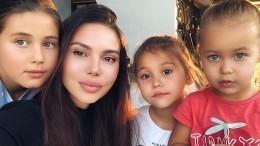 «Нехочу расти!»— дочь Самойловой устроила истерику из-за купальника