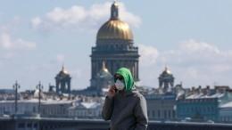 Власти Петербурга назвали даты смягчения ограничений из-за COVID-19