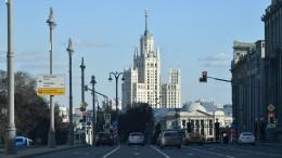 Власти Москвы запустили интерактивную карту прогулок