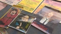 Уникальная коллекция афиш разных лет обнаружена при демонтаже СКК вПетербурге