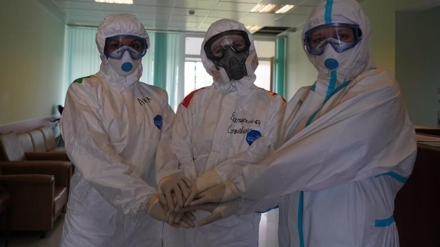 Засутки вРоссии откоронавируса излечились 8264 человека