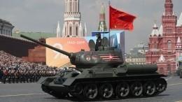 Путин подписал указ опроведении военных парадов исалюта 24июня
