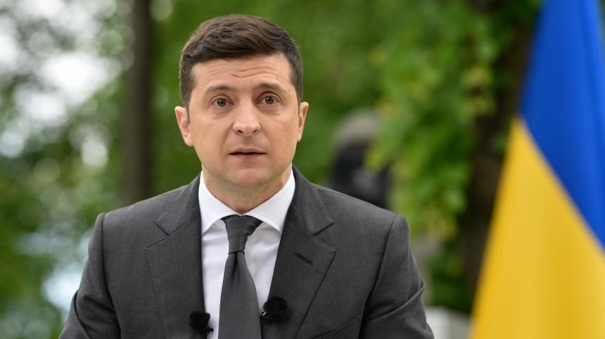 «Мыкэтому готовы»: Зеленский заговорил оботказе отМинских соглашений