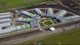 Новый инфекционный центр открыли вБашкирии— видео