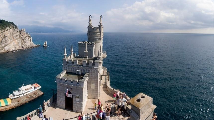 Когда крымские курорты станут доступны для отдыхающих?