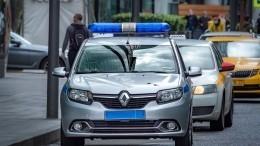Видео сместа стрельбы наХорошевском шоссе вМоскве